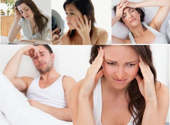 Rối loạn nội tiết tố nữ có dấu hiệu gì