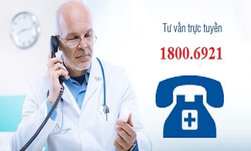Bác sĩ tư vấn nam khoa online qua điện thoại miễn phí