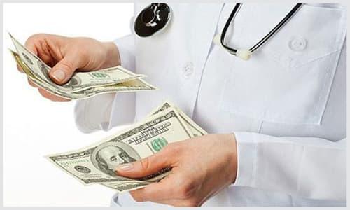 Chi phí điều trị liệt dương bao nhiêu tiền?