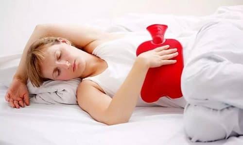 Rong kinh sau khi đặt vòng tránh thai phải làm sao?